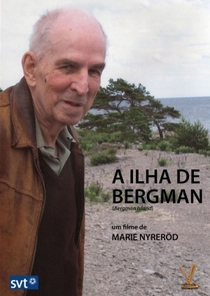 A Ilha de Bergman - Poster / Capa / Cartaz - Oficial 2