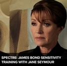 """James Bond Sensitivity Training"" with Jane Seymour (""James Bond Sensitivity Training"" with Jane Seymour)"