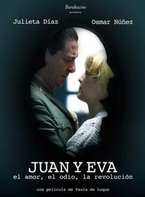 Juan e Evita: Uma História de Amor  - Poster / Capa / Cartaz - Oficial 2
