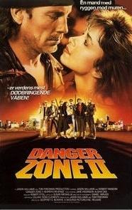 Zona Perigosa - Poster / Capa / Cartaz - Oficial 1