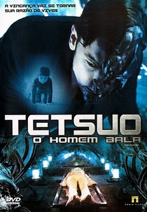Tetsuo: O Homem Bala - Poster / Capa / Cartaz - Oficial 3
