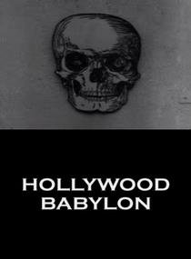 Hollywood Babylon - Poster / Capa / Cartaz - Oficial 1