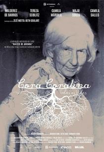 Cora Coralina - Todas as Vidas - Poster / Capa / Cartaz - Oficial 1