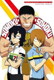 Yowamushi Pedal (1ª Temporada) - Poster / Capa / Cartaz - Oficial 7