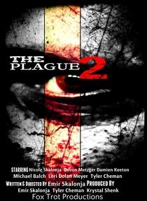 The Plague 2: Biohazard Blood - Poster / Capa / Cartaz - Oficial 1