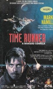 Time Runner - A Invasão Começa - Poster / Capa / Cartaz - Oficial 1