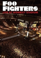 Foo Fighters - Live at Wembley Stadium - Poster / Capa / Cartaz - Oficial 1
