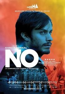 No - Poster / Capa / Cartaz - Oficial 4