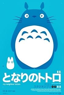 Meu Amigo Totoro - Poster / Capa / Cartaz - Oficial 19