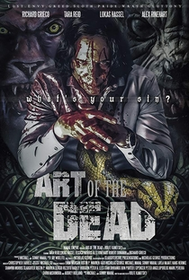 Art of the Dead - Poster / Capa / Cartaz - Oficial 1