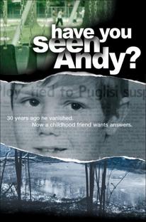 Você Viu Andy? - Poster / Capa / Cartaz - Oficial 1