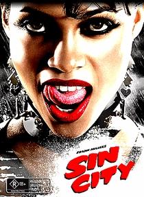 Sin City - A Cidade do Pecado - Poster / Capa / Cartaz - Oficial 8