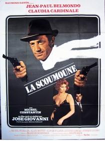 Scoumoune, O Tirano - Poster / Capa / Cartaz - Oficial 3