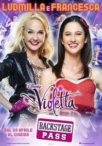 Violetta - O Show - Poster / Capa / Cartaz - Oficial 10