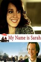 Meu Nome é Sarah - Poster / Capa / Cartaz - Oficial 1