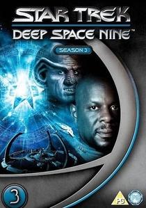 Jornada nas Estrelas: Deep Space Nine (3ª Temporada) - Poster / Capa / Cartaz - Oficial 2