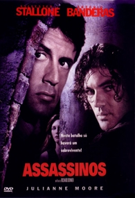 Assassinos - Poster / Capa / Cartaz - Oficial 1