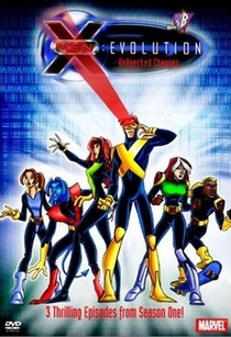 X-Men: Evolution (1ª Temporada) - Poster / Capa / Cartaz - Oficial 2