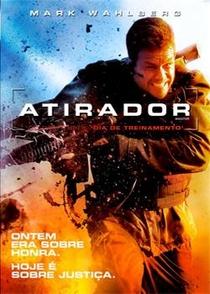 Atirador - Poster / Capa / Cartaz - Oficial 3