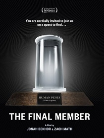The Final Member - Poster / Capa / Cartaz - Oficial 1