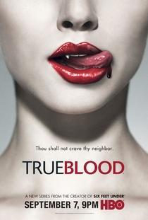 True Blood (1ª Temporada) - Poster / Capa / Cartaz - Oficial 2