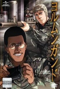 Jormungand (2ª Temporada) - Poster / Capa / Cartaz - Oficial 11