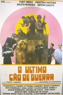 O Último Cão de Guerra - Poster / Capa / Cartaz - Oficial 1