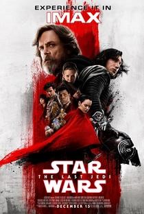 Star Wars, Episódio VIII: Os Últimos Jedi - Poster / Capa / Cartaz - Oficial 25