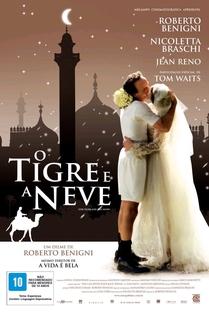 O Tigre e a Neve - Poster / Capa / Cartaz - Oficial 7
