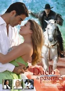 Duelo de pasiones - Poster / Capa / Cartaz - Oficial 1