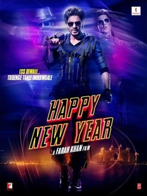 Happy New Year - Poster / Capa / Cartaz - Oficial 10