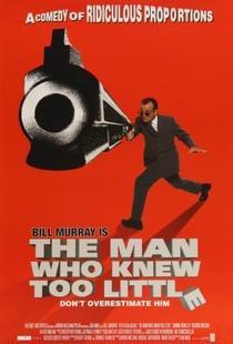 O Homem Que Sabia de Menos - Poster / Capa / Cartaz - Oficial 5