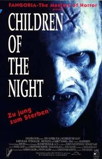 Crianças da Noite - Poster / Capa / Cartaz - Oficial 2
