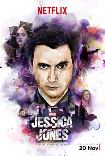 Jessica Jones (1ª Temporada) - Poster / Capa / Cartaz - Oficial 4