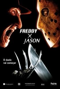 Freddy X Jason - Poster / Capa / Cartaz - Oficial 1