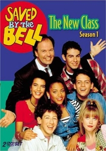 Saved By The Bell - The New Class (1ª Temporada) - Poster / Capa / Cartaz - Oficial 1