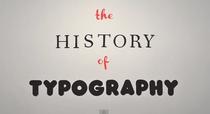 A História da Tipografia - Poster / Capa / Cartaz - Oficial 1