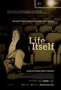 Life Itself - A Vida de Roger Ebert - Poster / Capa / Cartaz - Oficial 2