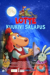 Lotte e o Segredo da Pedra da Lua - Poster / Capa / Cartaz - Oficial 2