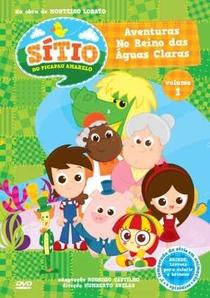 Sítio do Picapau Amarelo (1ª Temporada) - Poster / Capa / Cartaz - Oficial 1