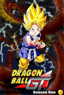 Dragon Ball GT: Saga Viagem Pelo Universo - Poster / Capa / Cartaz - Oficial 32