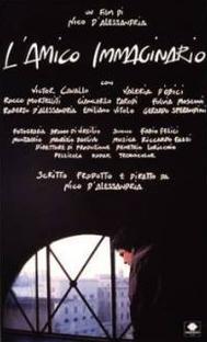 O Amigo Imaginário - Poster / Capa / Cartaz - Oficial 1