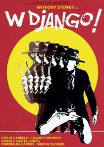 Um Homem Chamado Django - Poster / Capa / Cartaz - Oficial 1