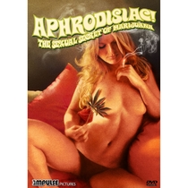 Aphrodisiac!: The Sexual Secret of Marijuana - Poster / Capa / Cartaz - Oficial 1