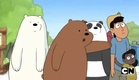 We Bare Bears - Log Ride (Short) [HD]
