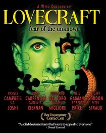 Lovecraft: Medo do Desconhecido - Poster / Capa / Cartaz - Oficial 2