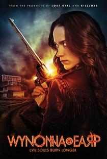 Wynonna Earp (1ª Temporada) - Poster / Capa / Cartaz - Oficial 2