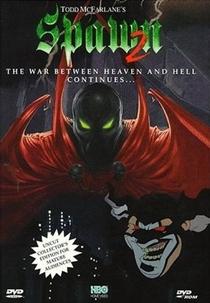 Spawn - O Soldado do Inferno (2ª Temporada) - Poster / Capa / Cartaz - Oficial 1