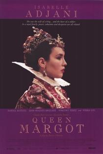 A Rainha Margot - Poster / Capa / Cartaz - Oficial 5