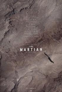 Perdido em Marte - Poster / Capa / Cartaz - Oficial 6
